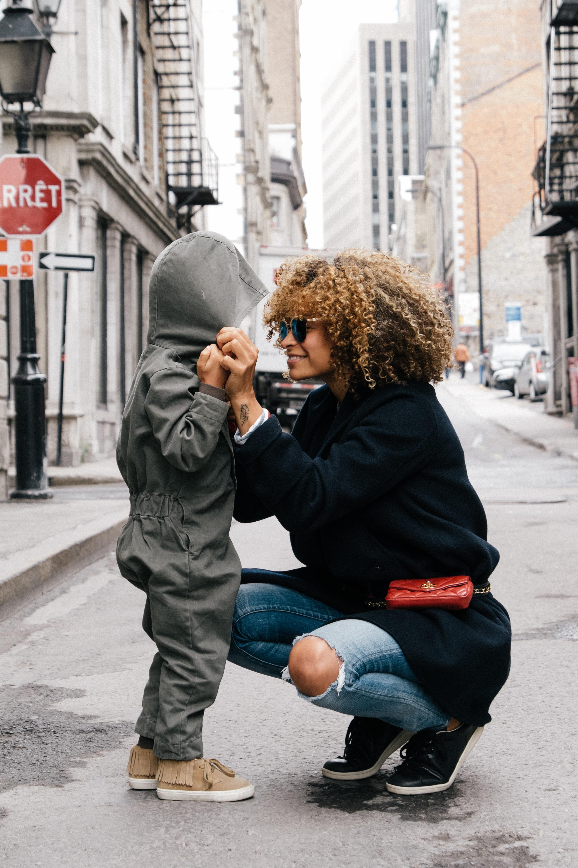 Mum and child boundaries