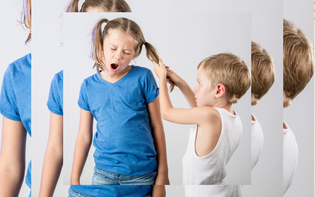 Three Steps to Manage Clashes Between Siblings