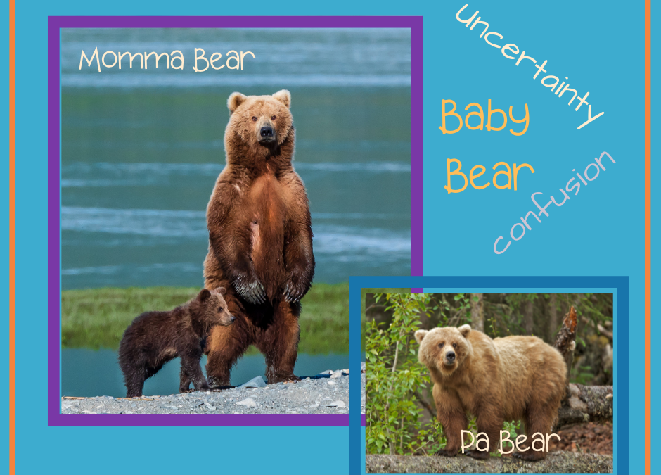 Does being Momma Bear ever get in the way of connection?