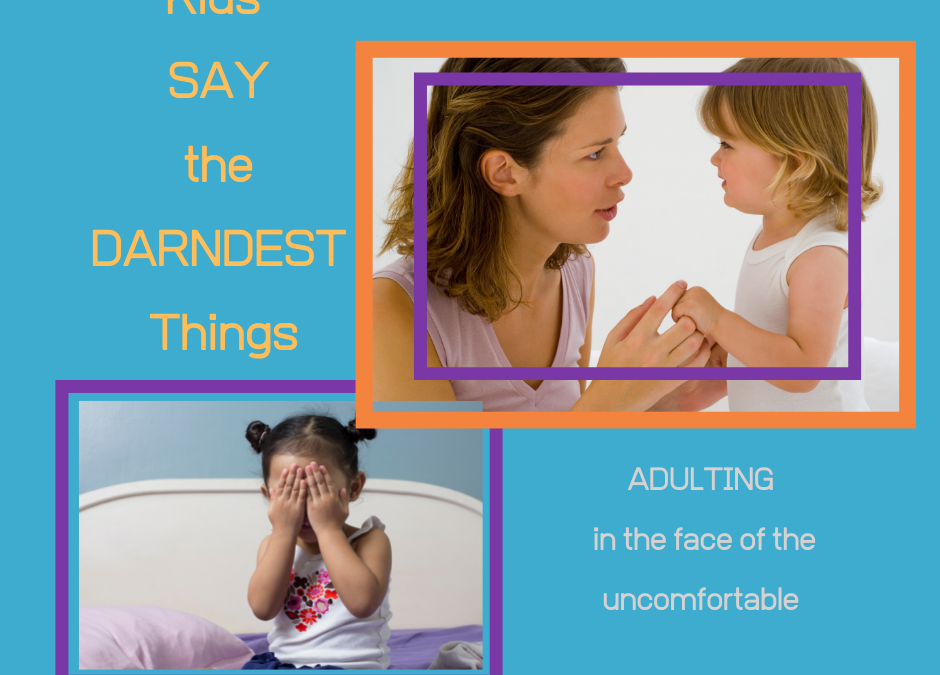 How Do You Handle A Toddler Who Says Hurtful Words?